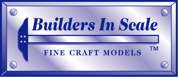 Builders In Scale logo.